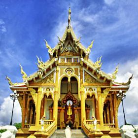 Sang Arun Temple by Suradej Chuephanich (SuradejChuephanich)) on 500px.com