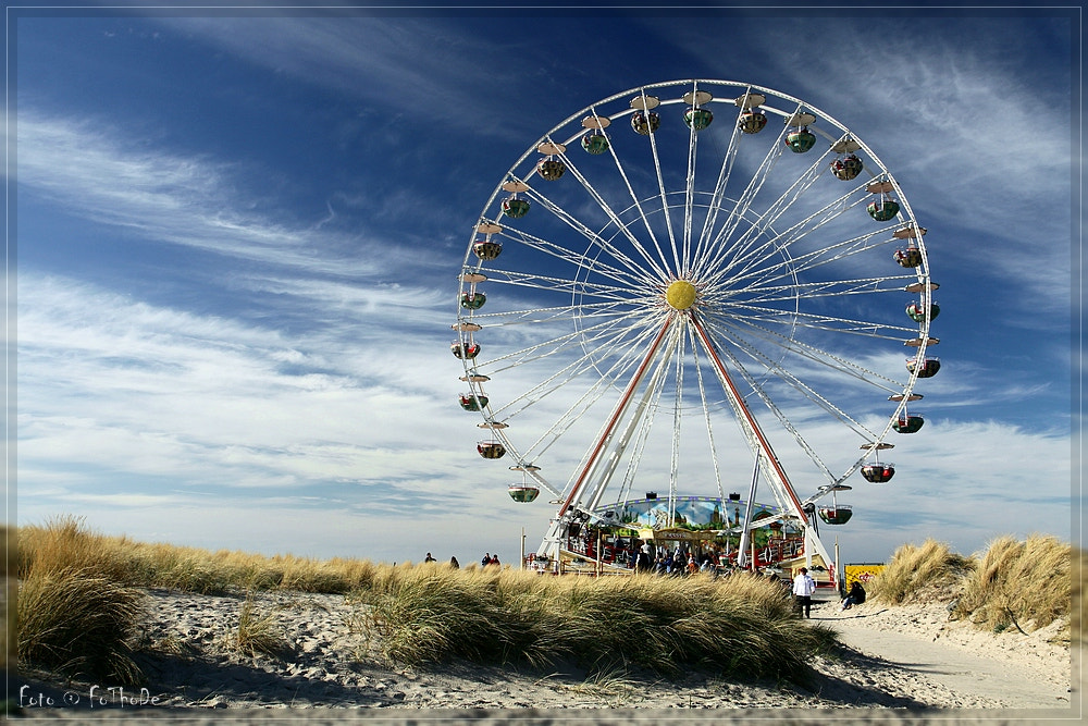 Photograph Wheels in the Sky by Thomas Deter on 500px