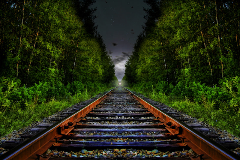 Photograph The Last Train Ride by Gary Smith on 500px