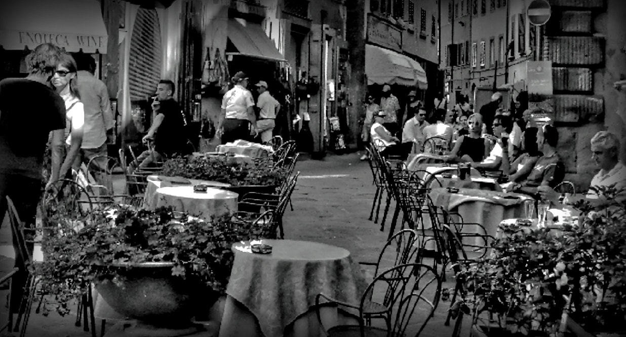 Photograph Cocktail Hour - Cortona Italy by Mark Luftig on 500px
