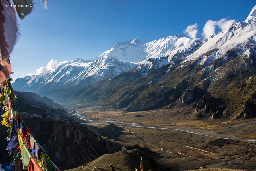 Annapurna II by Andrii Moroz on 500px.com