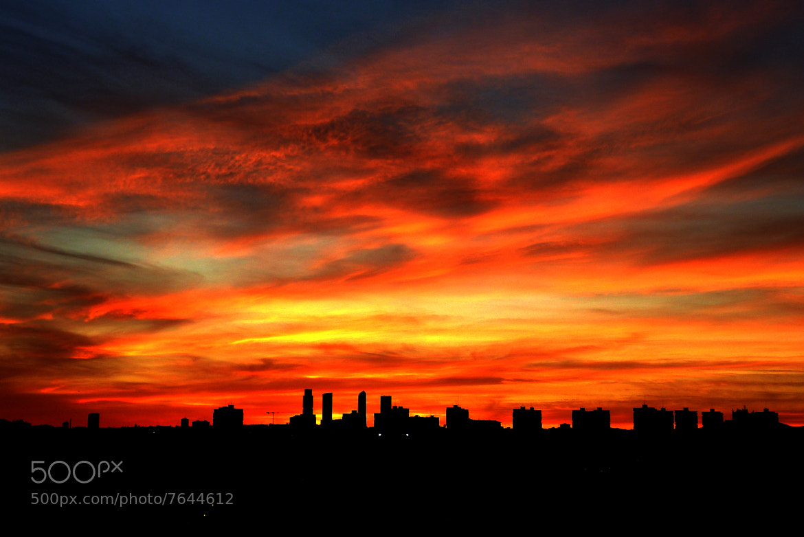 Photograph Hell city by Jose L on 500px