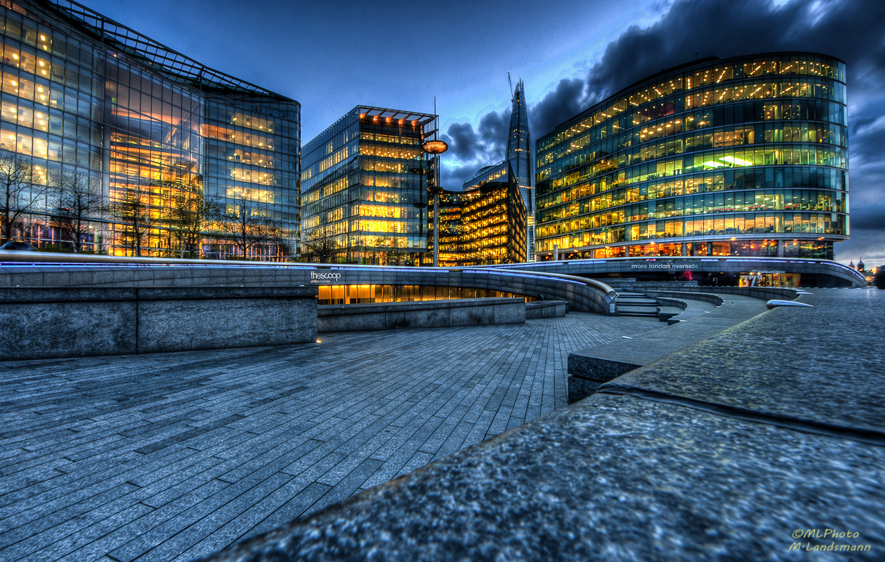 Photograph Next to City Hall London by Markus  Landsmann on 500px