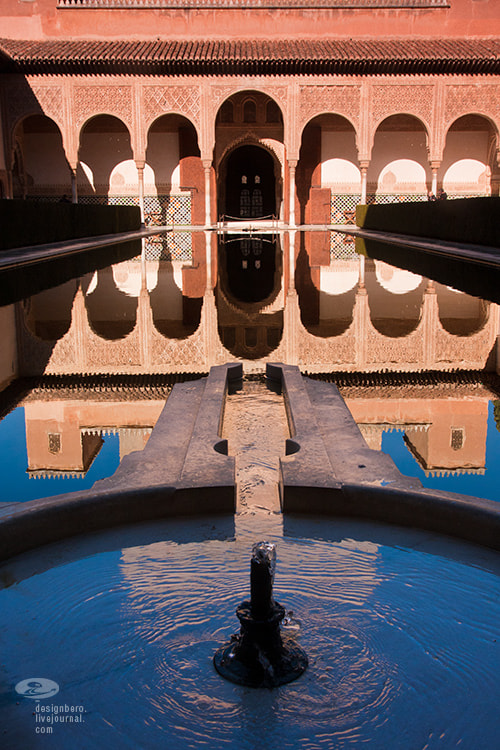 Photograph Breaking the importance of reflection. Fortress. Granada. by Vladimir Beroev on 500px