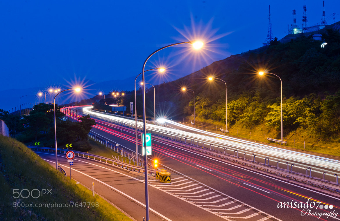 Photograph HighWay by Anish Adhikari on 500px