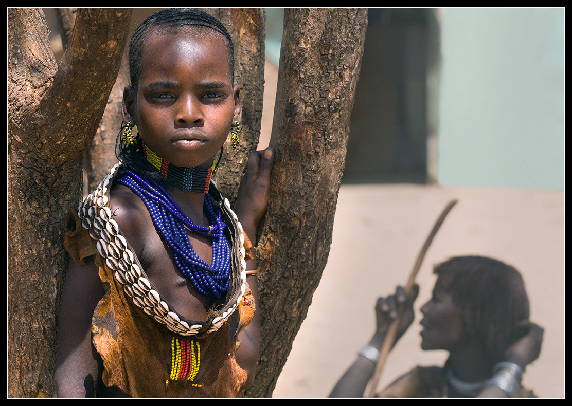 Photograph the girl from Ethiopia by Victoria Rogotneva on 500px