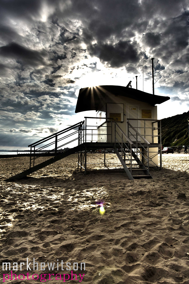 Photograph Beach Hut by Mark Hewitson on 500px