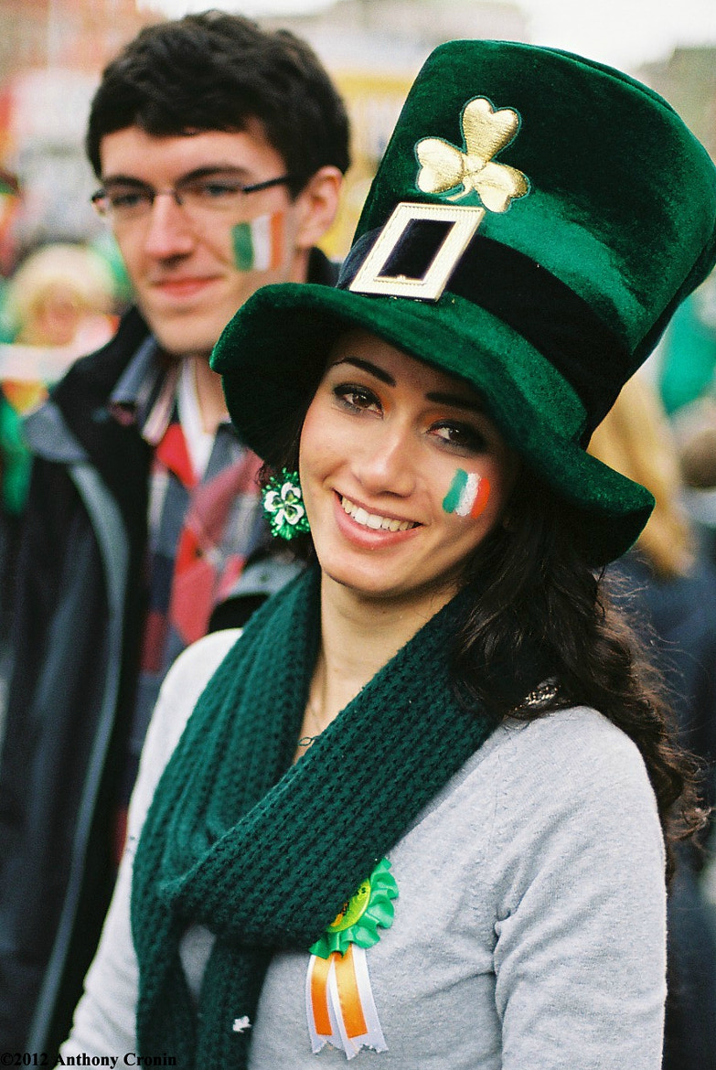 Photograph St Patrick's Day Dublin 2012 by Anthony Cronin on 500px