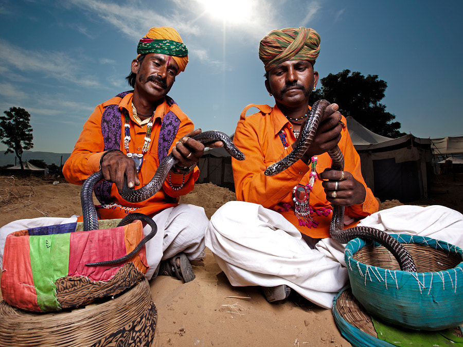 Photograph Snake Charmers by martin prihoda on 500px