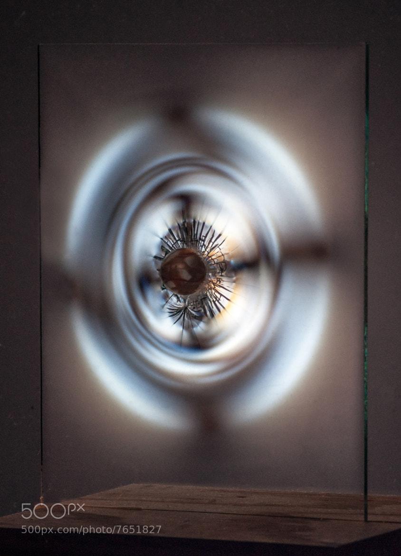 Photograph Isogyre Eye by alan sailer on 500px
