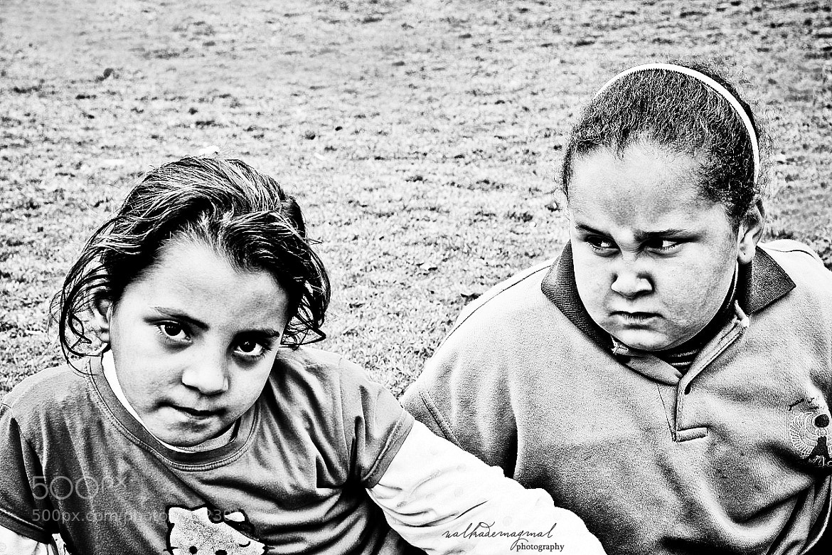Photograph Jealousy is the fear of comparison !  by Walaa WalkademAgmal on 500px