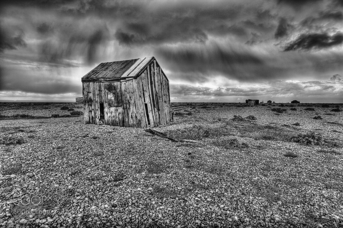 Photograph Old Fishing Hut by Dean Bedding on 500px