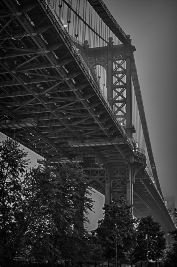 Photograph Manhattan Bridge by Ken Ardito on 500px