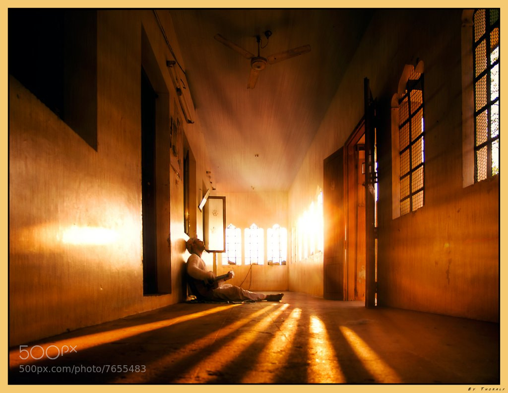 Photograph Jam with the Sun by Richard Thoralf on 500px
