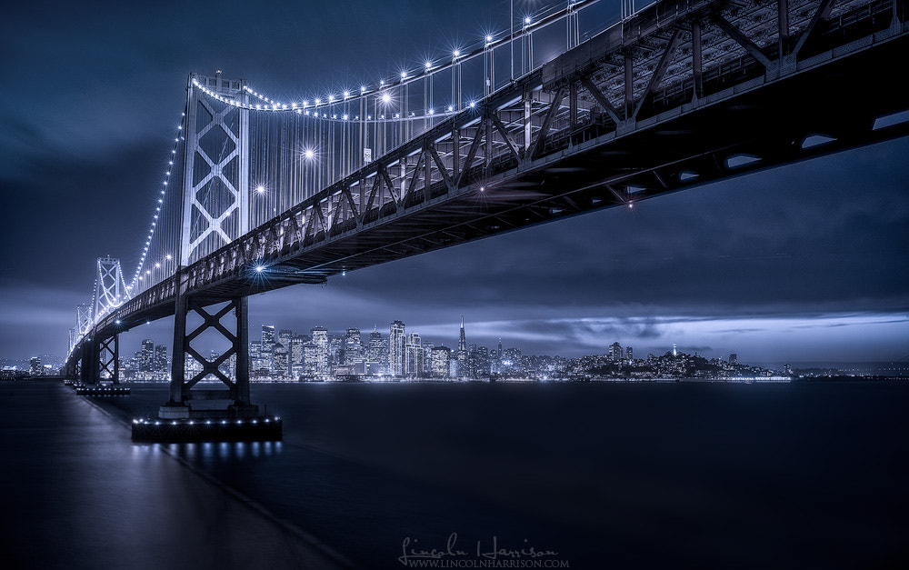 Photograph Gotham by Lincoln Harrison on 500px