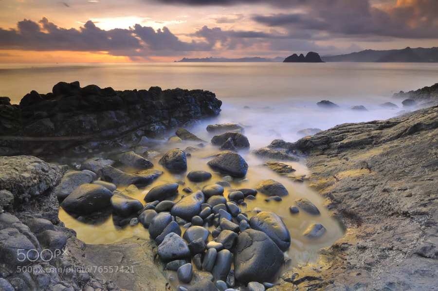 Photograph Pantai Mawi surfing point by Big Joe on 500px