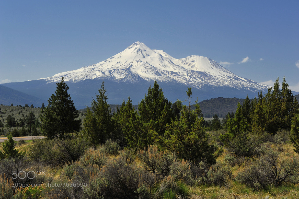 Photograph View of Mt. Shasta by Jaypee Verdaguer on 500px
