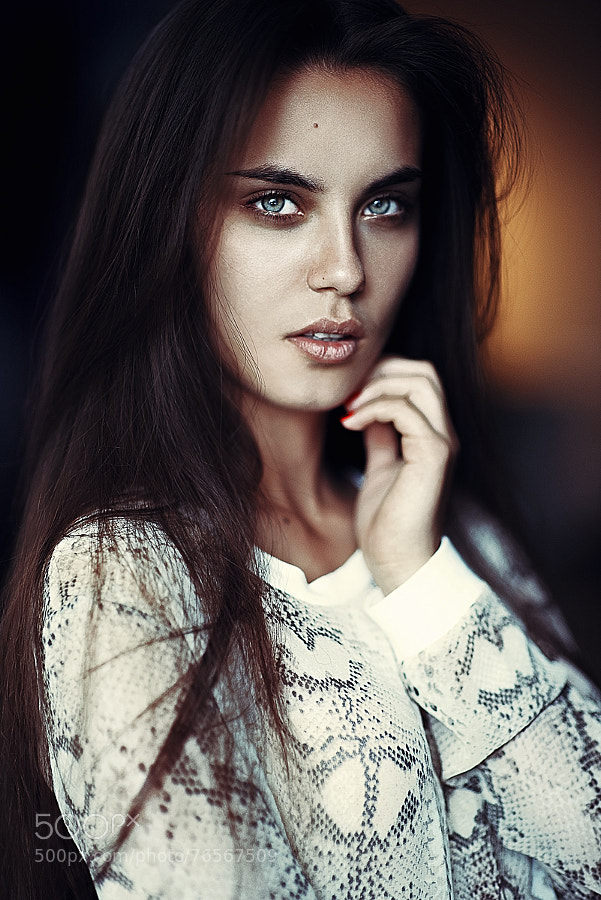 Photograph Dinara by Сергей Шарков on 500px