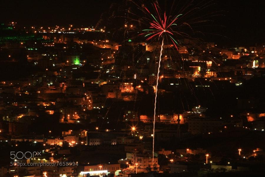Photograph City Night by سمية القحطاني Somayyah AlQahtani on 500px