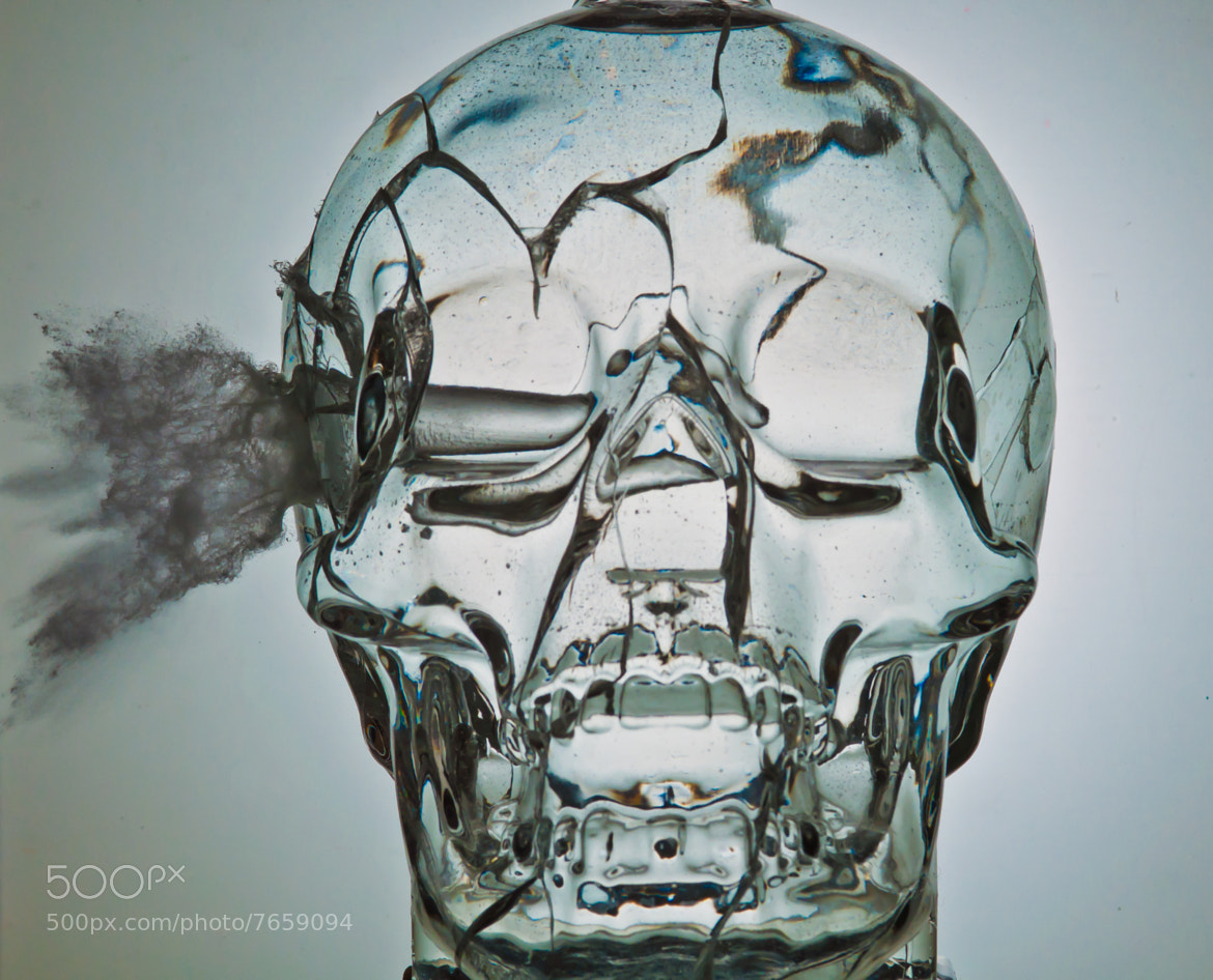 Photograph Crystal Skull Headache by alan sailer on 500px