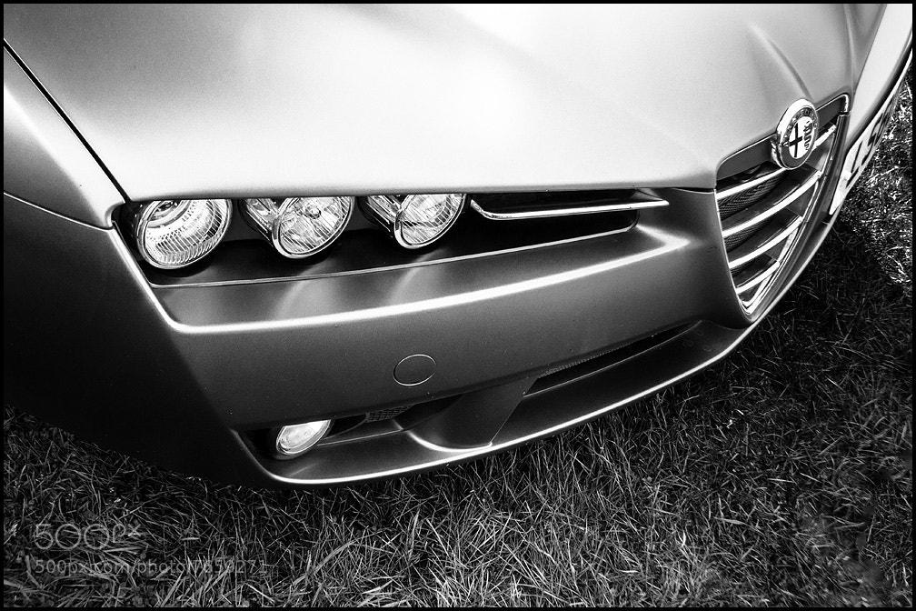 Photograph Alfa Romeo Brera by Rob Pridham on 500px