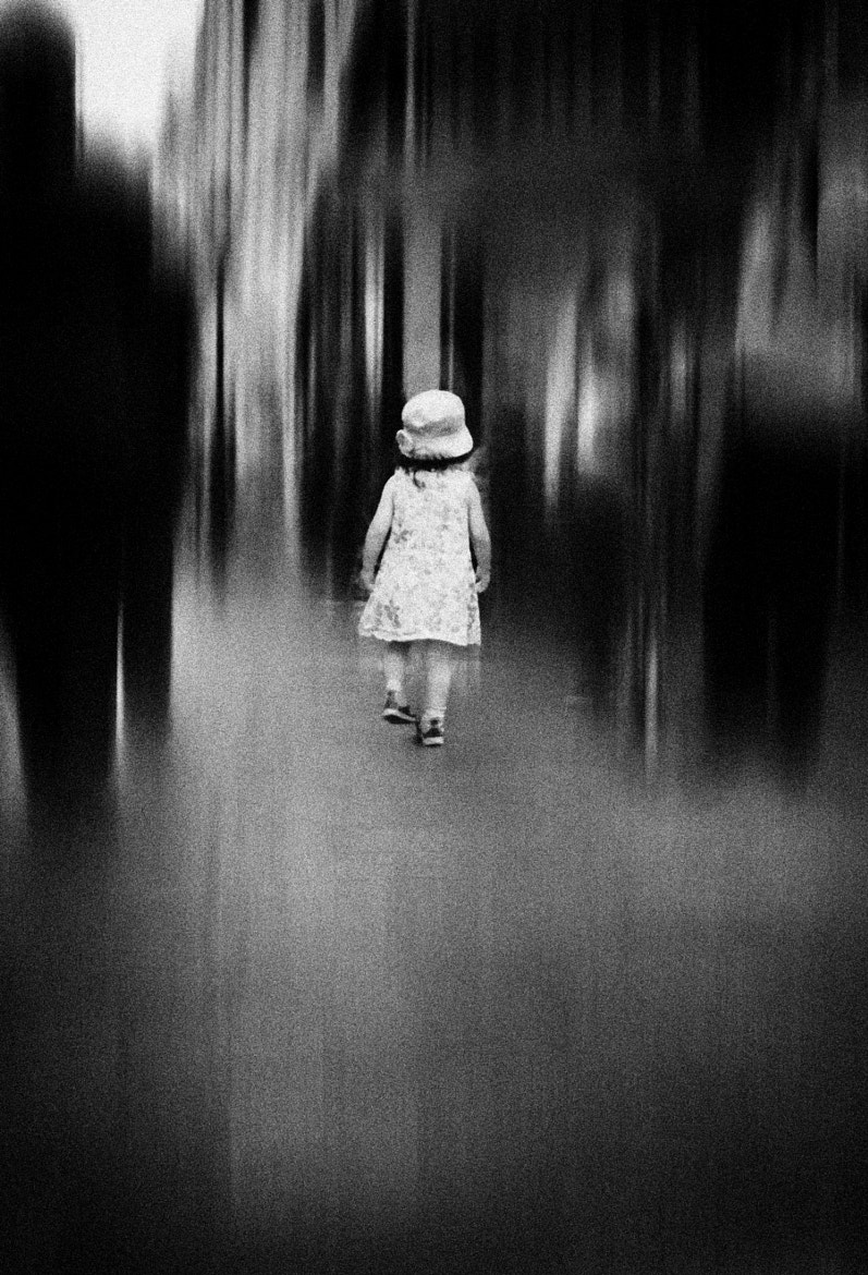 Photograph Little Girl, Rise & Walk by Adeline Fuchs on 500px
