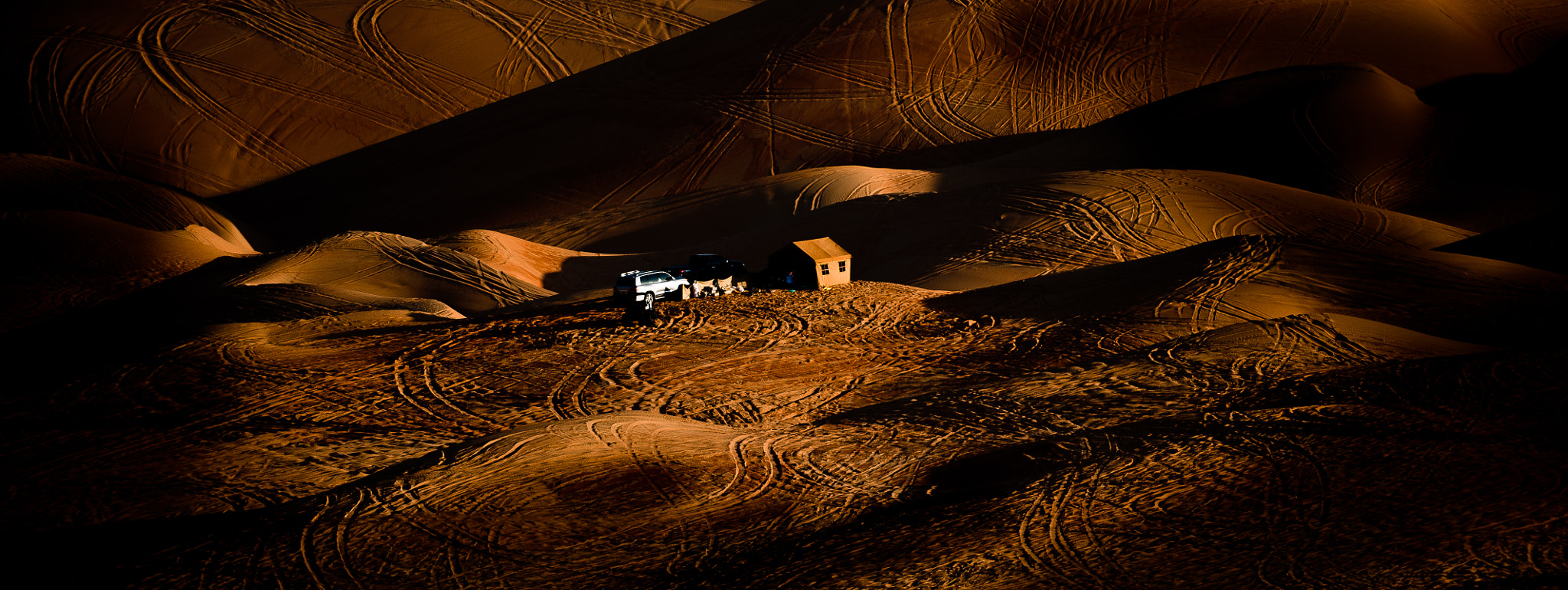 Photograph Encounter with the beauty of the desert by Adeeb Alani on 500px