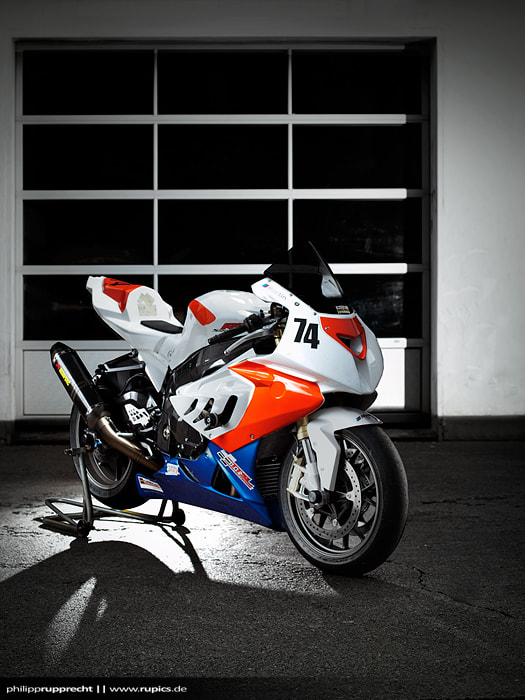 Photograph BMW S1000RR by Philipp Rupprecht on 500px
