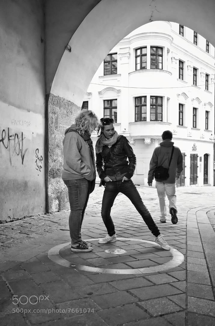 Photograph Getting directions by Martin Hricko on 500px