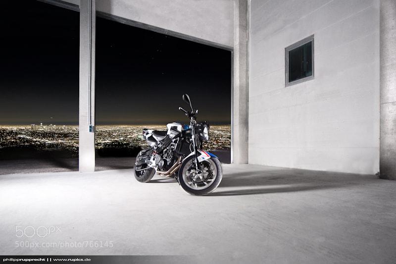 Photograph BMW F800R Chris Pfeiffer Edition by Philipp Rupprecht on 500px