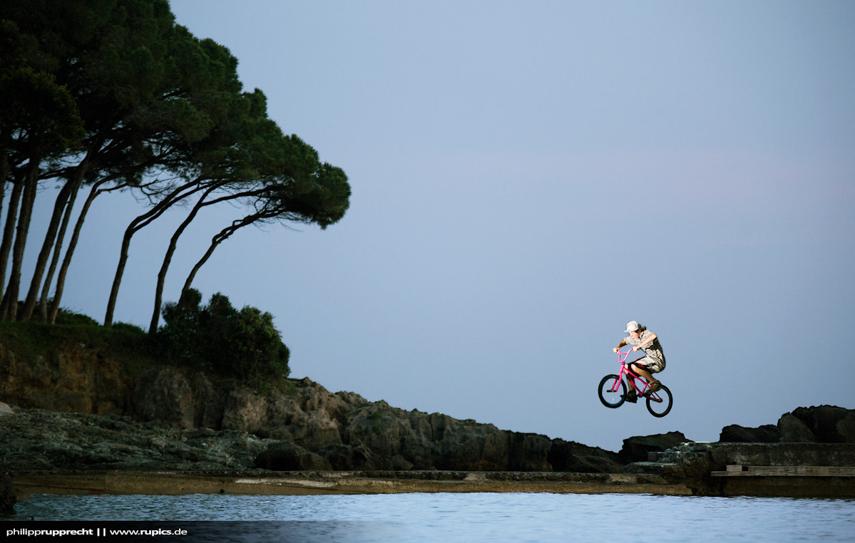 Photograph BMX in italy by Philipp Rupprecht on 500px