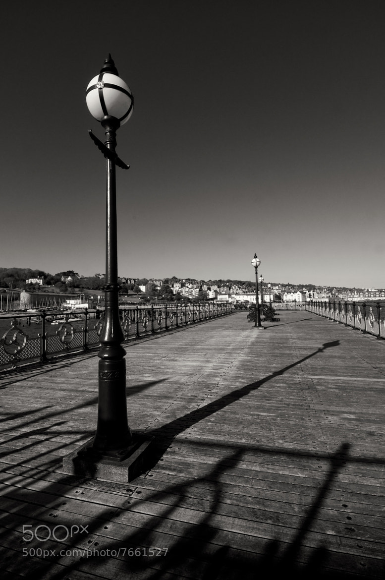Photograph Swanage Pier, Dorset by Milan Juza on 500px