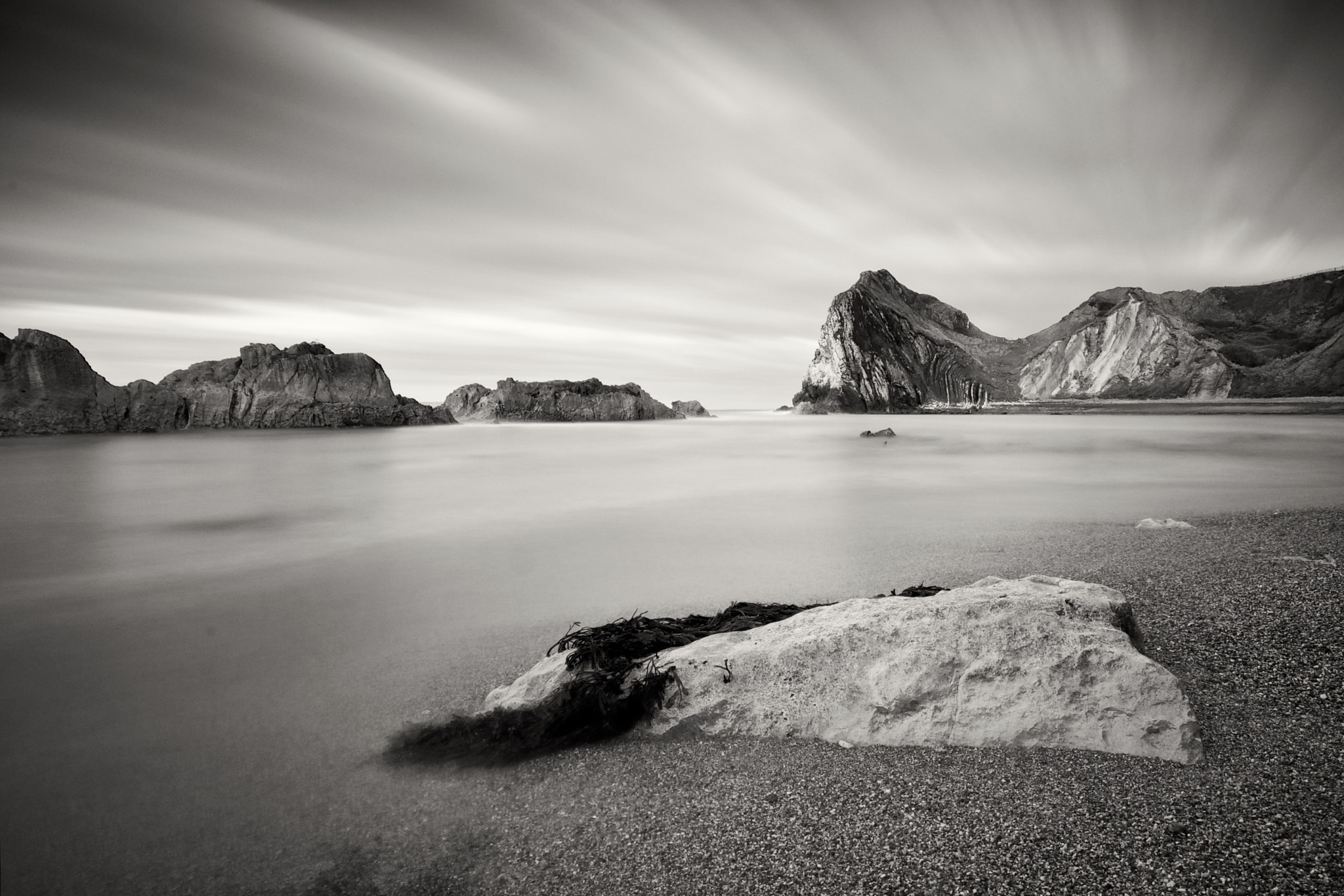 Photograph Man of War Cove, Dorset by Milan Juza on 500px