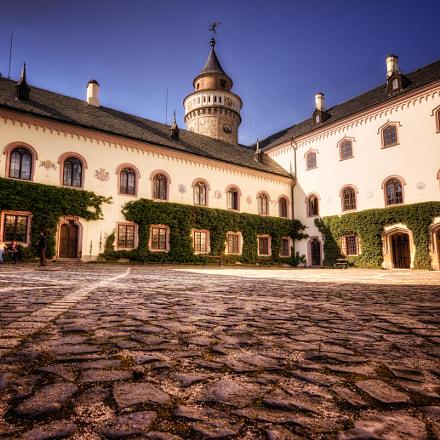 Sychrov - Castle