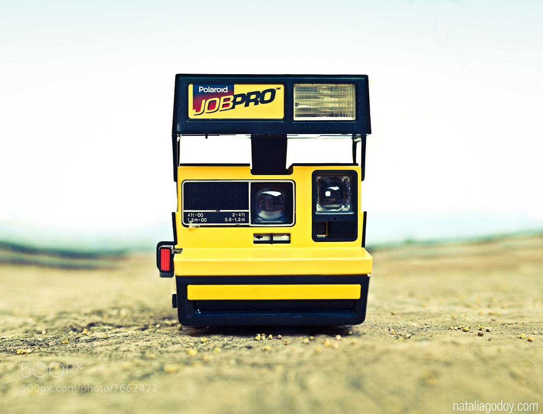 Photograph Polaroid JobPro by Natalia Godoy on 500px