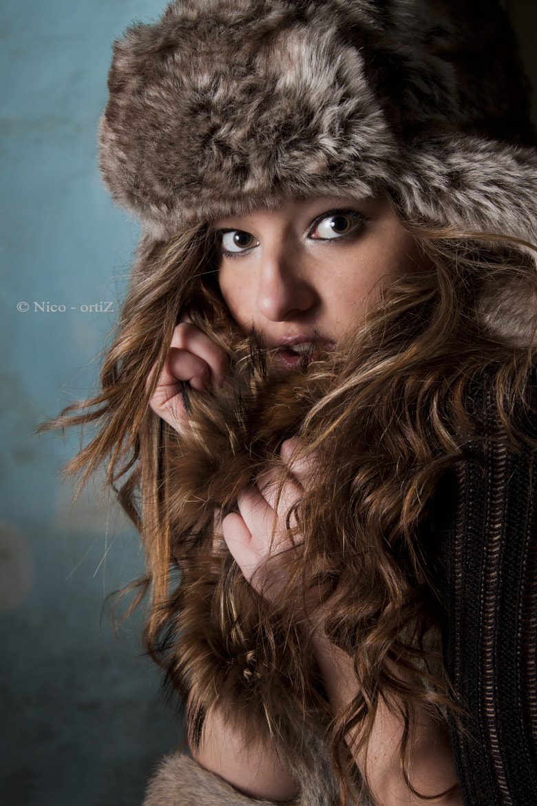 Photograph Russian girl was cold by Nico Ortiz on 500px