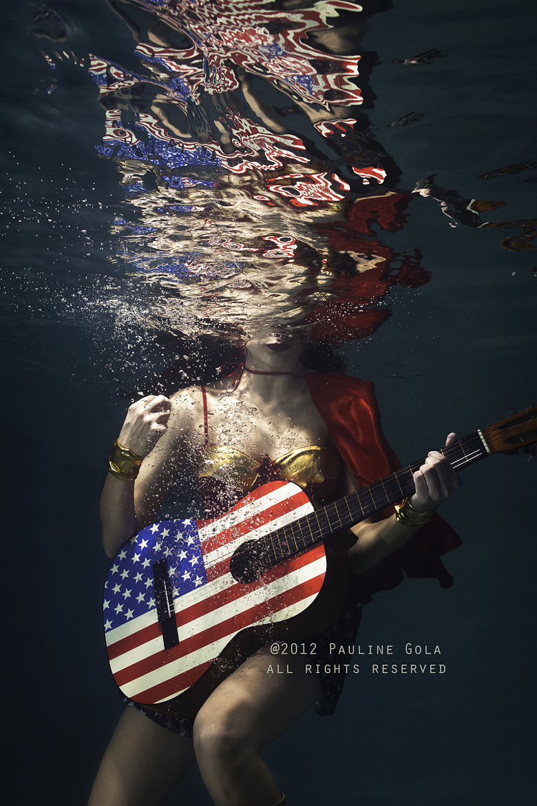 Photograph American Woman by Pauline Gola on 500px