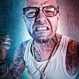 Nerd Rage by Björn Fischer (168-Fish)) on 500px.com