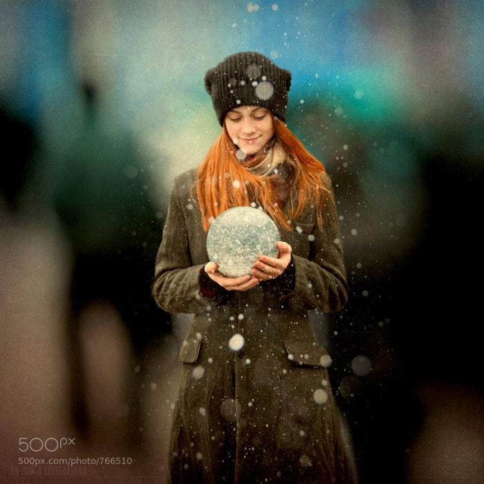 Photograph winter people by Anka Zhuravleva on 500px