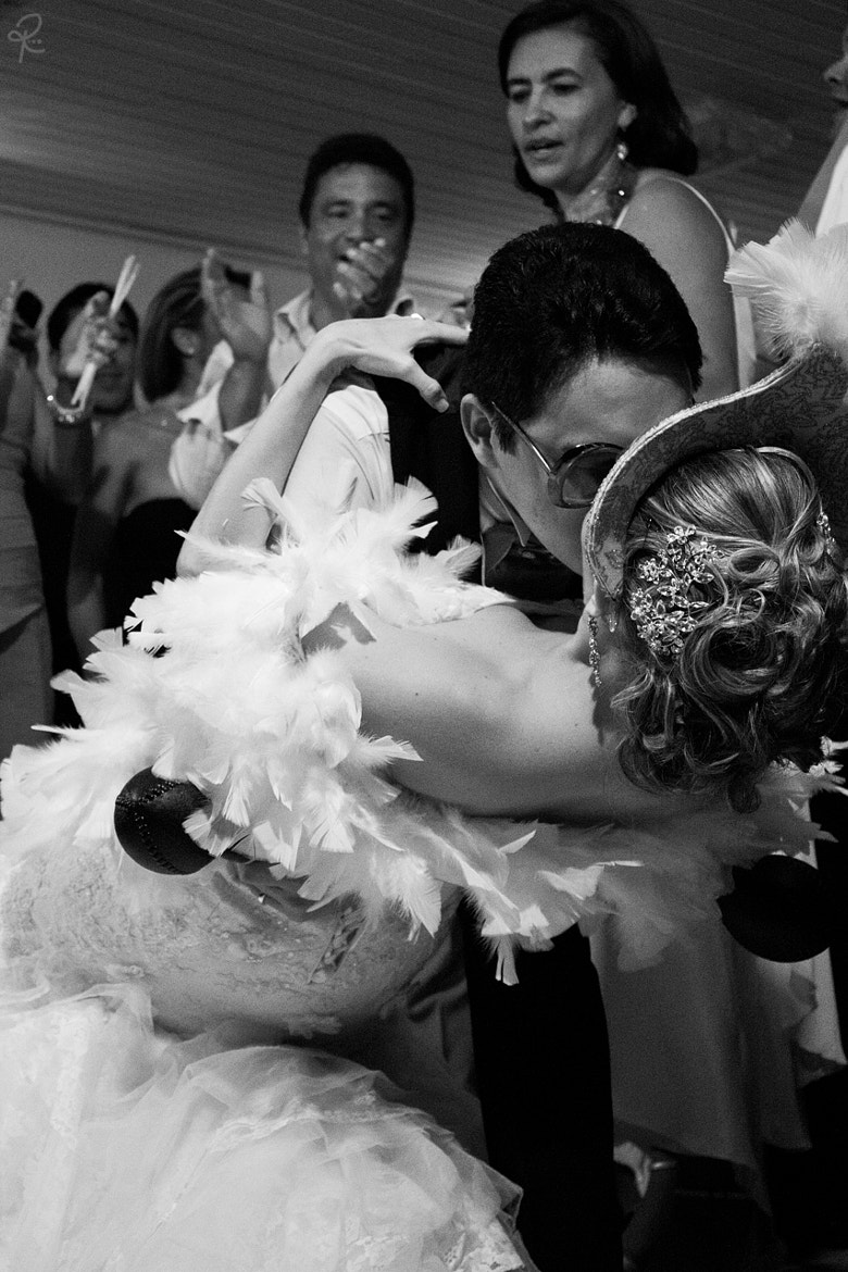 Photograph Wedding kiss by Deise Rathge on 500px