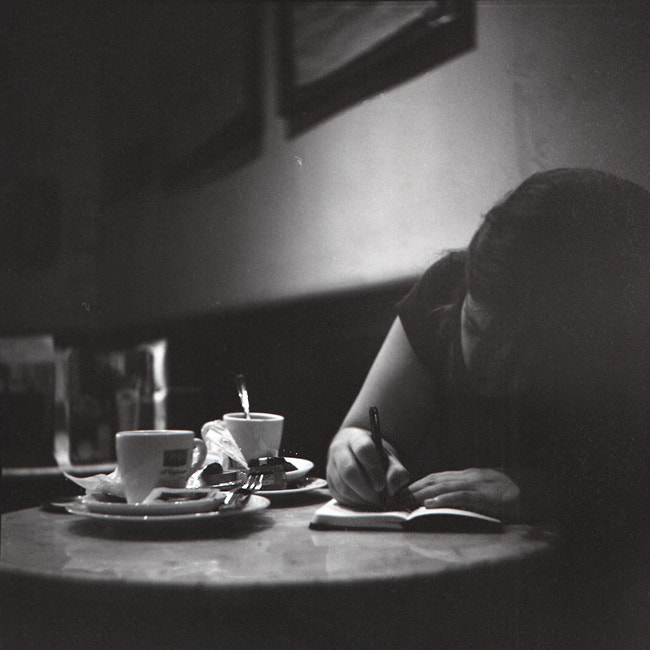 Photograph Coffee & Moleskine by Xavi Calvo on 500px