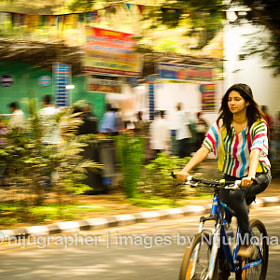 During NoMoZo (Non Motorised Zone) in Panjim by Niju Mohan (nijugrapher)) on 500px.com