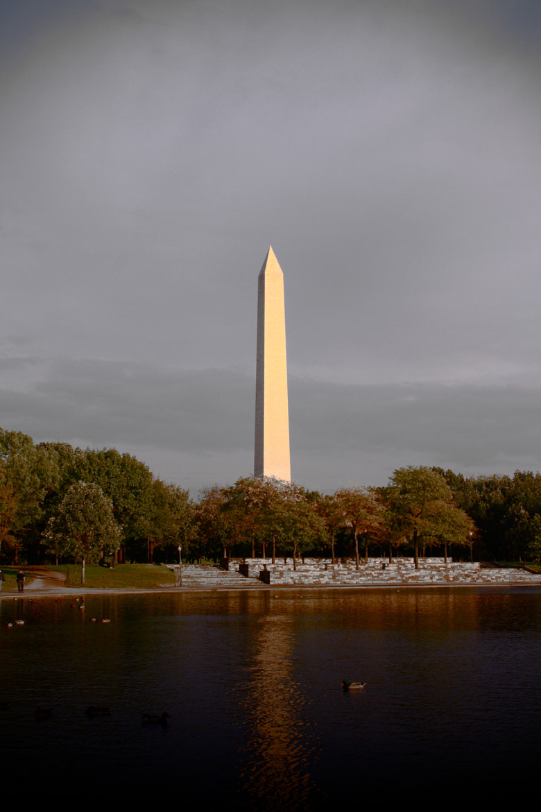 Photograph Washington Monument by Landon Hill on 500px