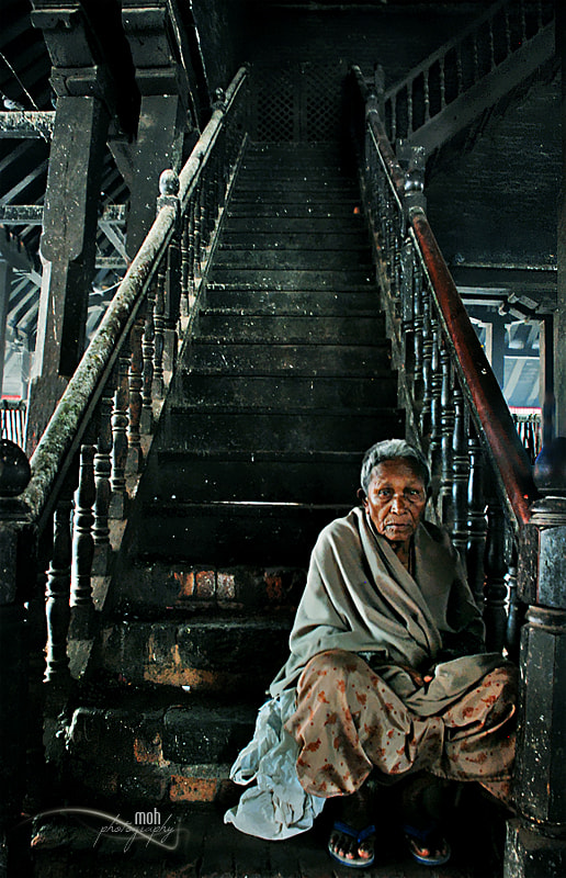 Photograph A Beggar  by Mohan Duwal on 500px