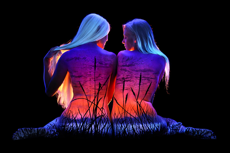Wild Grasses by John Poppleton on 500px.com