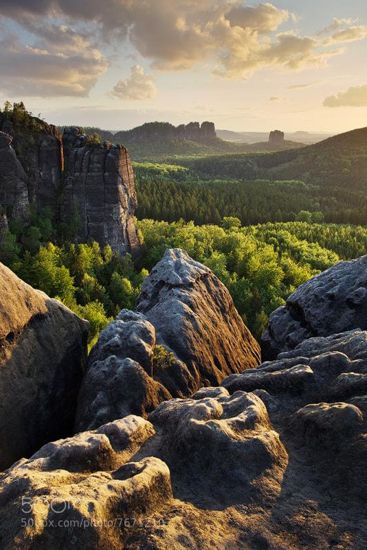 Photograph Saxon Wilderness by Martin Rak on 500px