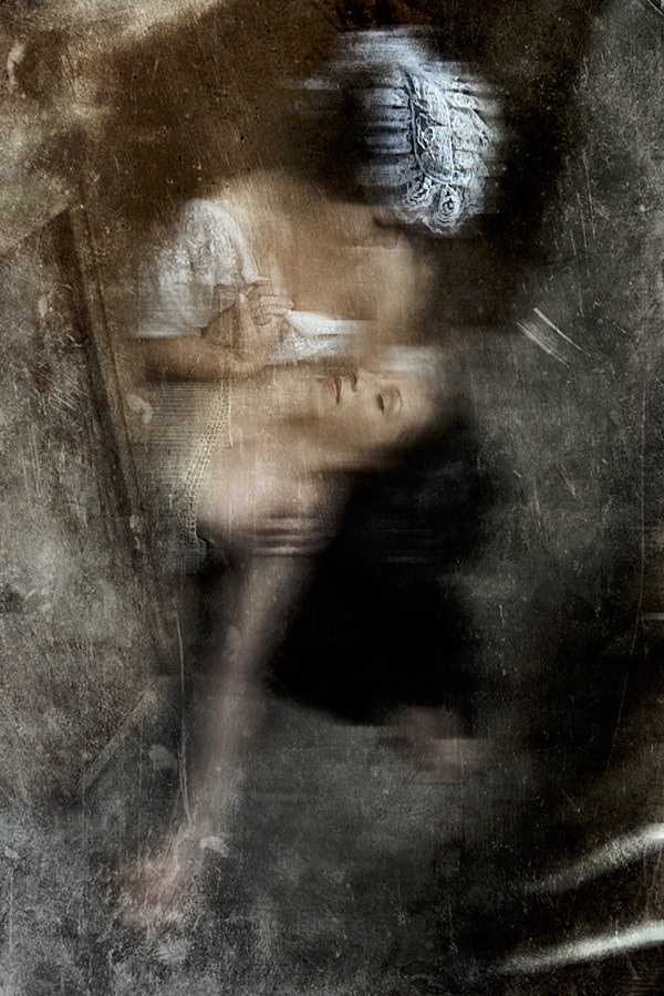 Photograph Mourn for sleeping woman by VeronikaOtepkova on 500px