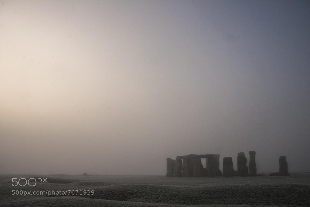 Photograph The Stones by Mitt Nathwani on 500px