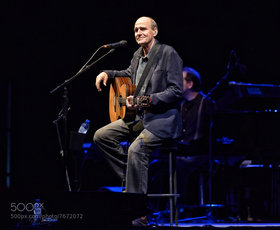 Photograph James Taylor by Luuk Denekamp on 500px