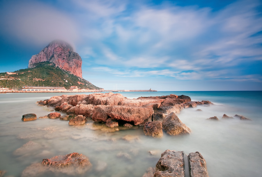 Photograph Peñón de Ifach @ Calpe (Spain) by Eric Rousset on 500px